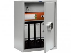 Шкаф металлический бухгалтерский ПРАКТИК SL-65Т EL купить на выгодных условиях в Москве