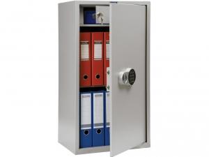Шкаф металлический бухгалтерский ПРАКТИК SL-87Т EL купить на выгодных условиях в Москве