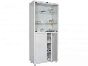 Металлический шкаф медицинский HILFE MD 2 1780/SG купить на выгодных условиях в Москве