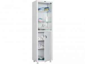 Металлический шкаф медицинский HILFE MD 1 1657/SG купить на выгодных условиях в Москве