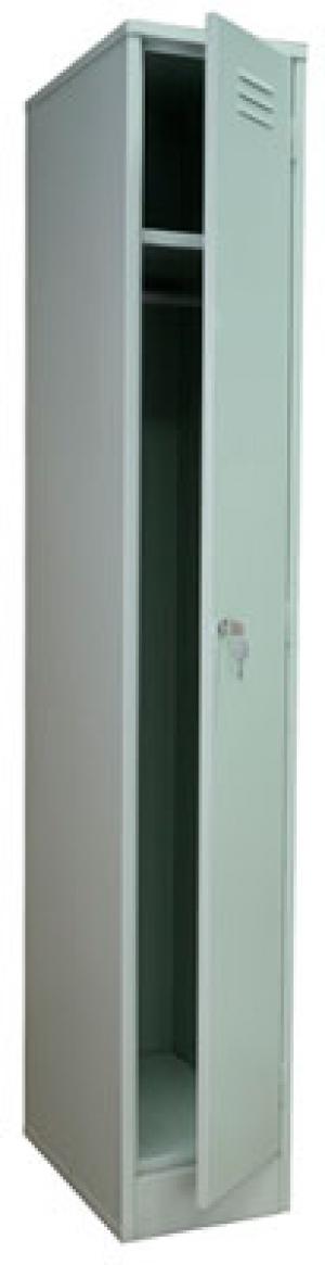 Шкаф металлический для одежды ШРМ - 11/400 купить на выгодных условиях в Москве