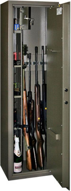 Шкаф и сейф оружейный VALBERG САФАРИ EL купить на выгодных условиях в Москве