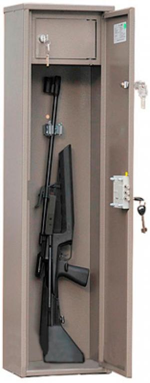 Шкаф и сейф оружейный AIKO ВОРОБЕЙ купить на выгодных условиях в Москве