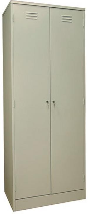 Шкаф металлический для одежды ШРМ - АК купить на выгодных условиях в Москве