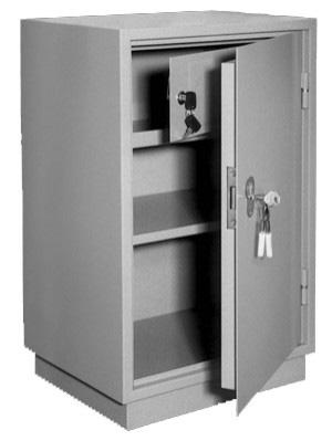 Шкаф металлический для хранения документов КБ - 011т / КБС - 011т купить на выгодных условиях в Москве
