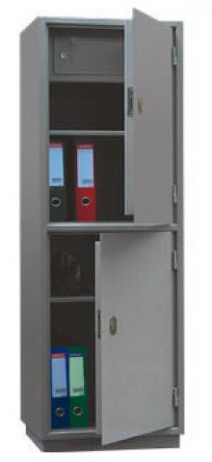 Шкаф металлический для хранения документов КБ - 032т / КБС - 032т купить на выгодных условиях в Москве