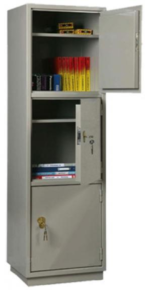 Шкаф металлический бухгалтерский КБ - 033 / КБС - 033 купить на выгодных условиях в Москве
