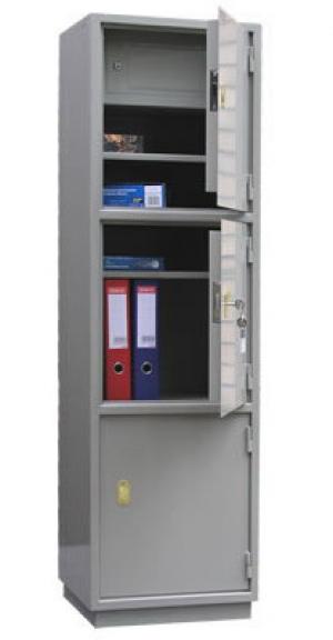 Шкаф металлический для хранения документов КБ - 033т / КБС - 033т купить на выгодных условиях в Москве