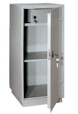 Шкаф металлический для хранения документов КБ - 041т / КБС - 041т купить на выгодных условиях в Москве