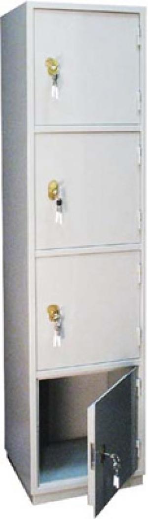 Шкаф металлический бухгалтерский КБ - 06 / КБС - 06 купить на выгодных условиях в Москве