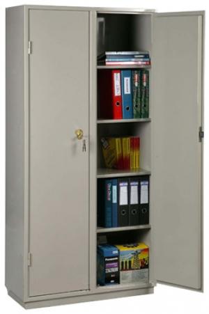 Шкаф металлический для хранения документов КБ - 10 / КБС - 10 купить на выгодных условиях в Москве