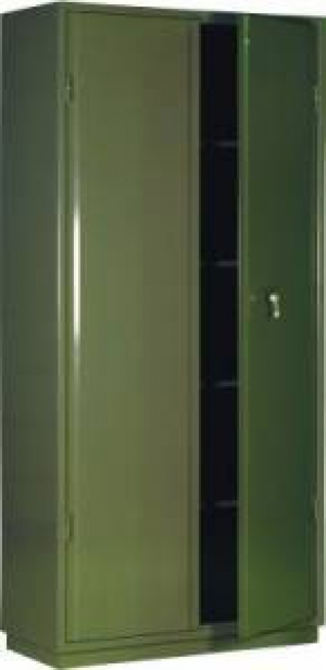 Шкаф металлический бухгалтерский КС-10 купить на выгодных условиях в Москве