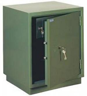 Шкаф металлический бухгалтерский КС-1Т купить на выгодных условиях в Москве