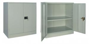 Шкаф металлический для хранения документов ШАМ - 0,5/400 купить на выгодных условиях в Москве