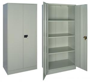 Шкаф металлический для хранения документов ШАМ - 11/400 купить на выгодных условиях в Москве