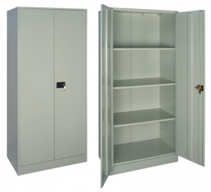 Шкаф металлический для хранения документов ШАМ - 11 купить на выгодных условиях в Москве