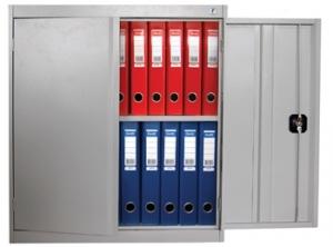 Шкаф металлический архивный ШХА/2-850 (40) купить на выгодных условиях в Москве