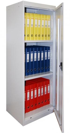 Шкаф металлический архивный ШХА-50 (40)/1310 купить на выгодных условиях в Москве