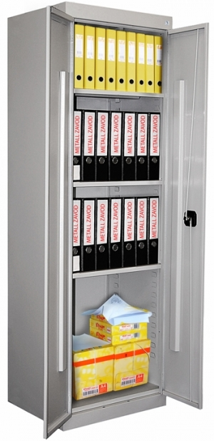 Шкаф металлический архивный ШХА-850 купить на выгодных условиях в Москве