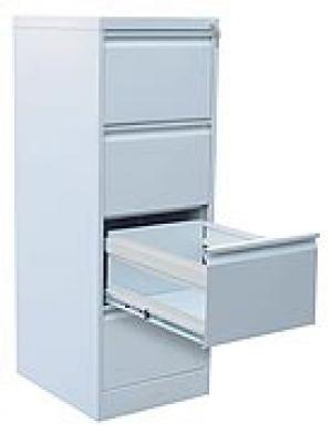 Шкаф металлический картотечный ШК-4Р купить на выгодных условиях в Москве
