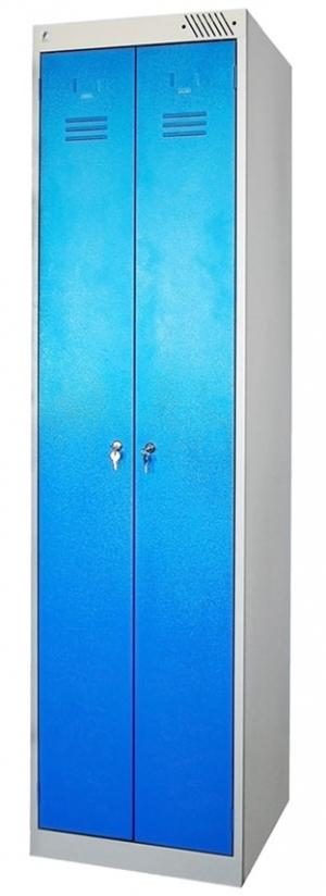 Шкаф металлический для одежды ШРЭК-22-500 купить на выгодных условиях в Москве