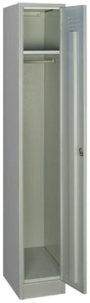 Шкаф металлический для одежды ШРМ - 11 купить на выгодных условиях в Москве