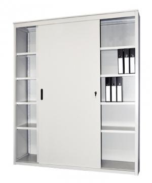 Шкаф-купе металлический AL 2012 купить на выгодных условиях в Москве