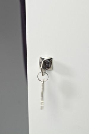 Шкаф металлический для одежды ШРМ - АК/800 купить на выгодных условиях в Москве