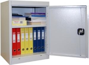 Шкаф металлический архивный ШХА-50 (40)/670 купить на выгодных условиях в Москве