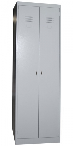 Шкаф металлический для одежды ШР-22-600 купить на выгодных условиях в Москве