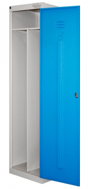 Шкаф металлический для одежды ШРЭК-21-500 купить на выгодных условиях в Москве
